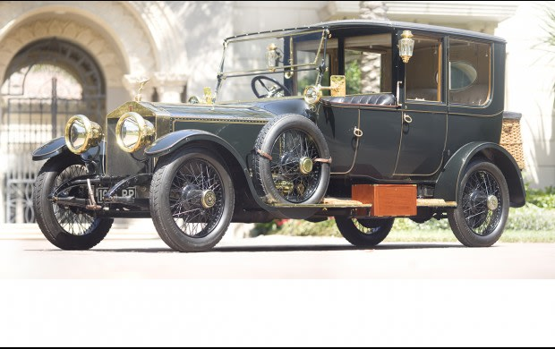 1915 Rolls-Royce 40/50 HP Silver Ghost Limousine