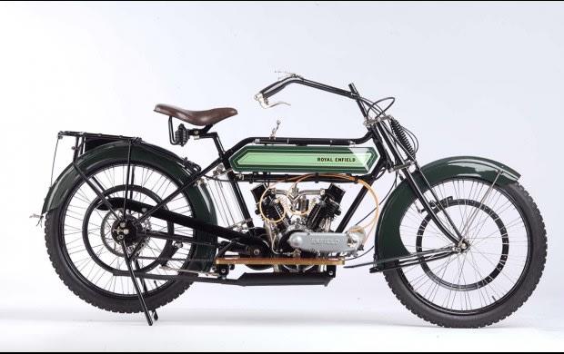 1916 Royal Enfield 425 CC Twin