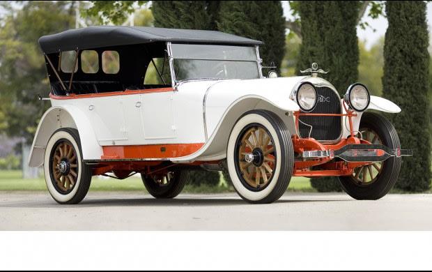 1916 Simplex Crane Model 5 Seven-Passenger Touring Car-2