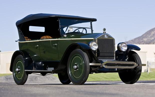 1923 Dort 25-K Five-Passenger Sport Touring