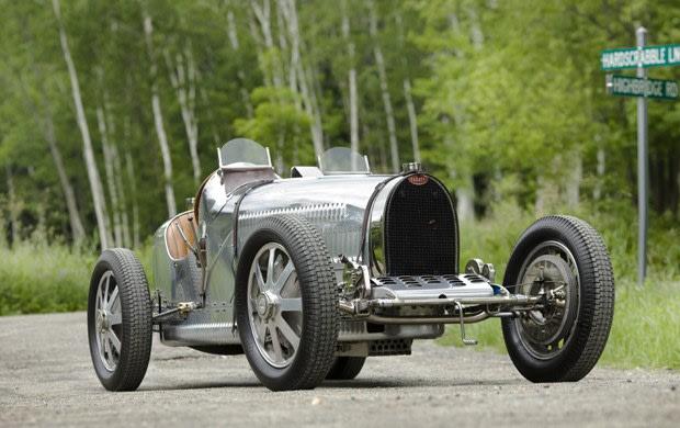 1925/31 Bugatti Type 35A/51 Grand Prix