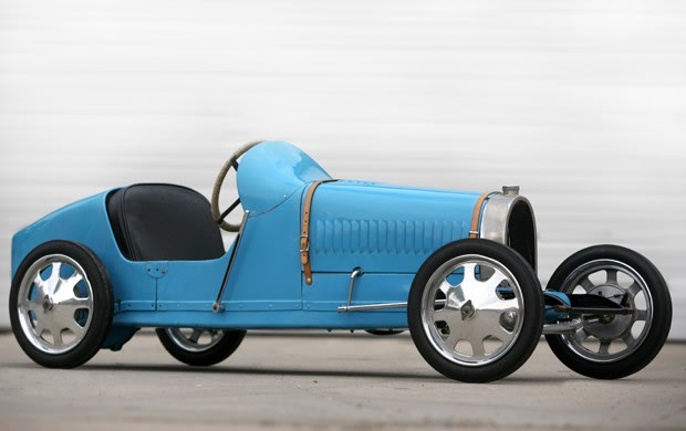 1926 Bugatti Type 52 Short-Nose