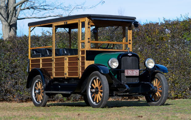 1927 Chevrolet Capitol Series AA Woodie Station Wagon