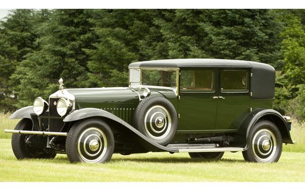 1927 Minerva AI 32CV Sport Sedan