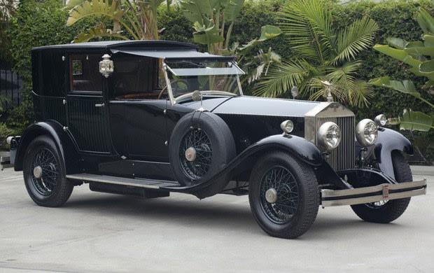 1927 Rolls-Royce Phantom I Brougham de Ville
