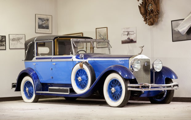 1928 Isotta Fraschini Tipo 8A Landaulet
