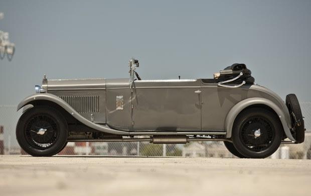 1929 Alfa Romeo 6C 1750 Third Series Turismo Drop Head Coupe