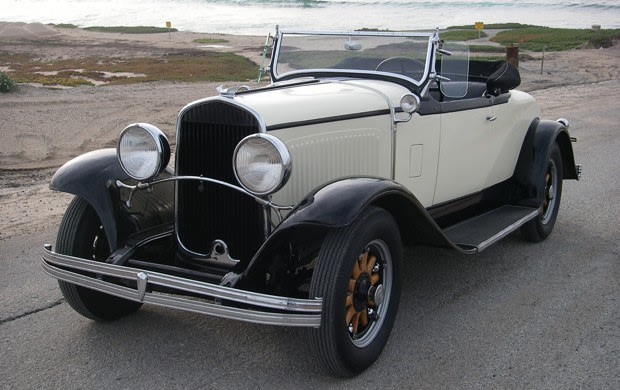 1929 Chrysler Series 75 Roadster