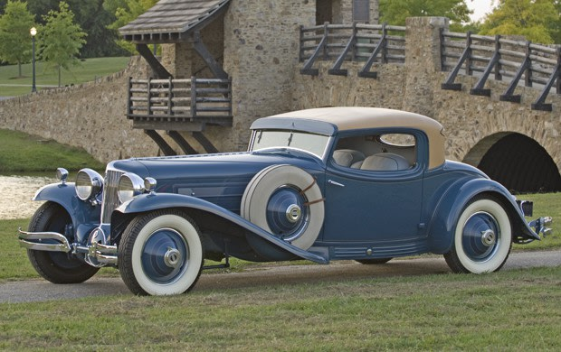 1929 Cord L-29 Hayes Coupe