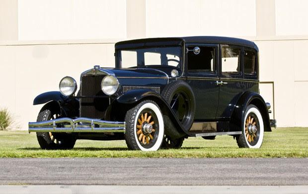 1929 Hupmobile Century Six Sedan
