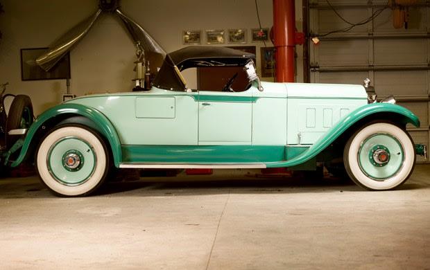 1929 Packard 633 Runabout