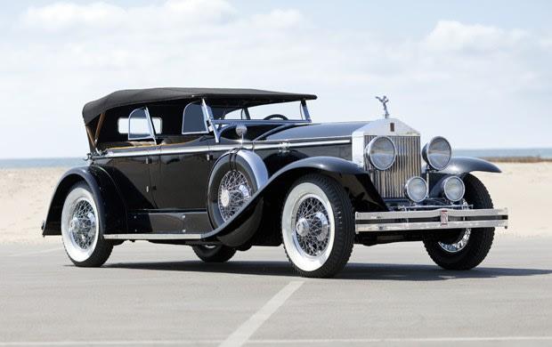 1929 Rolls-Royce Phantom I Ascot Tourer(1)