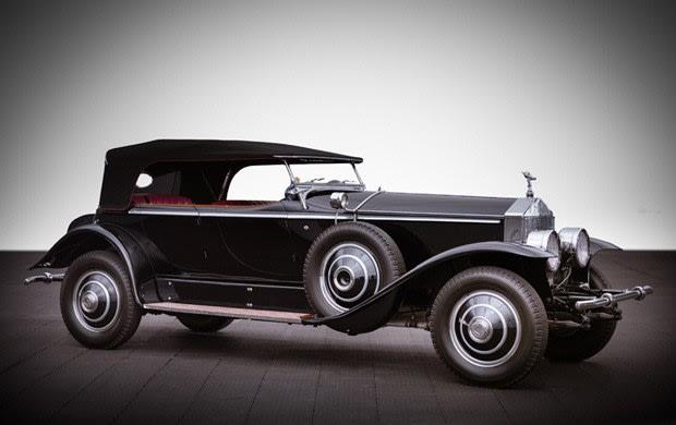1929 Rolls-Royce Phantom I Derby Speedster
