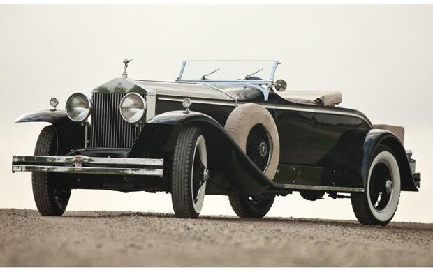 1929 Rolls-Royce Phantom I York Roadster