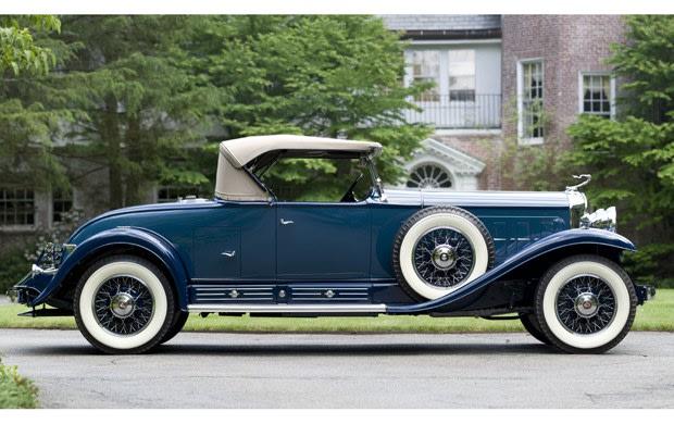 1930 Cadillac 452A V-16 Roadster