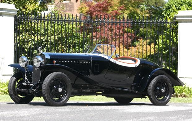 1930 Hispano-Suiza H6C Boattail