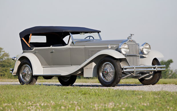 1930 Packard 734 Speedster Phaeton (1)