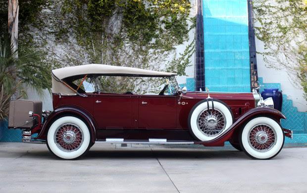 1930 Packard 740 Custom Eight Sport Phaeton-2