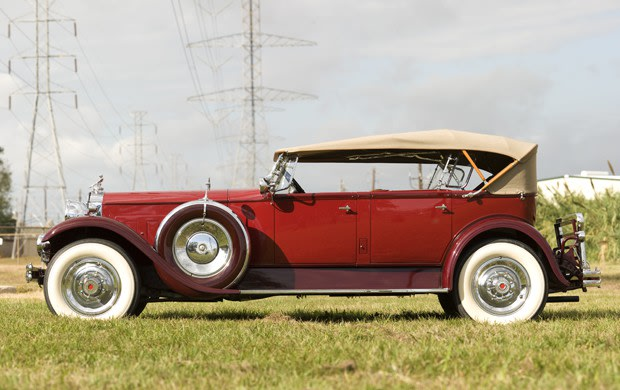 1930 Packard 740 Custom Eight Sport Phaeton
