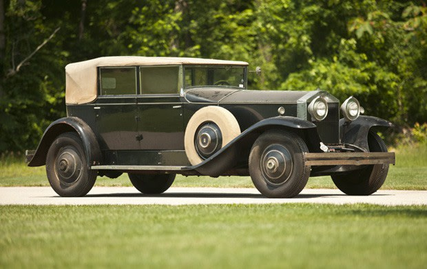1930 Rolls-Royce Phantom I Newmarket-2