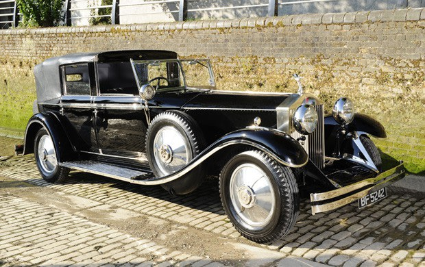 1930 Rolls-Royce Phantom II Cabriolet de Ville