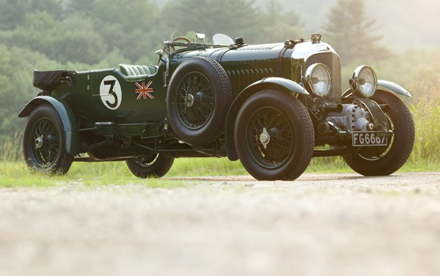 1931 Bentley 4 1/2-Litre Supercharged