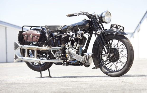 1931 Brough Superior SS80 (1)