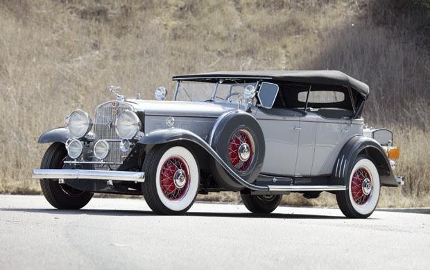 1931 Cadillac 452A V-16 Sport Phaeton