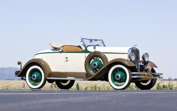 1931 Essex Super Six Boattail Speedabout