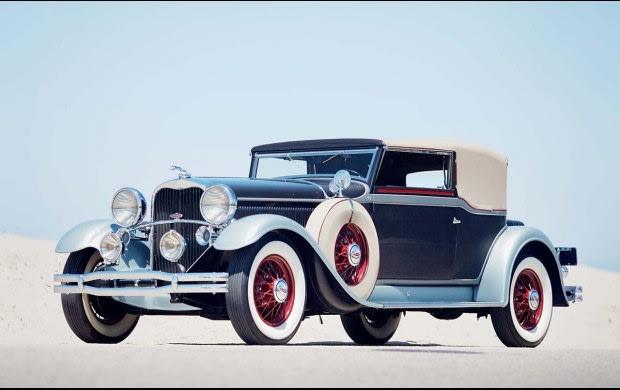 1931 Lincoln K Convertibile Victoria