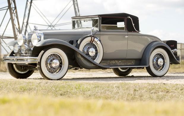1931 Stutz SV-16 Cabriolet Coupe