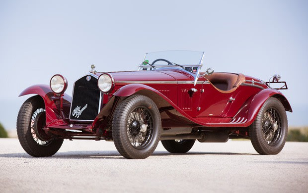 1932 Alfa Romeo 6C 1750 Series V Gran Sport-3