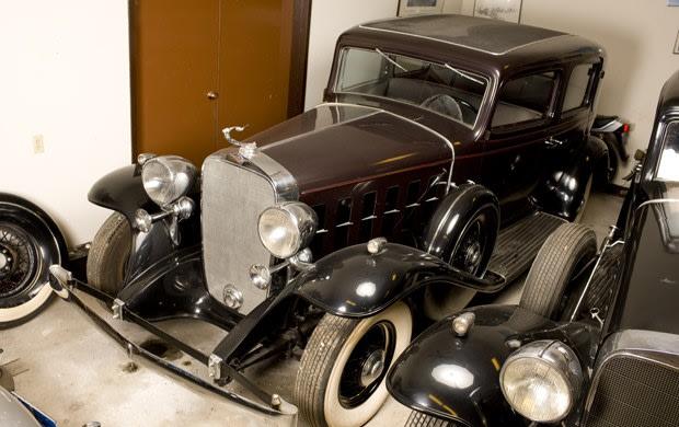 1932 Cadillac 452B V-16 All-Weather Phaeton