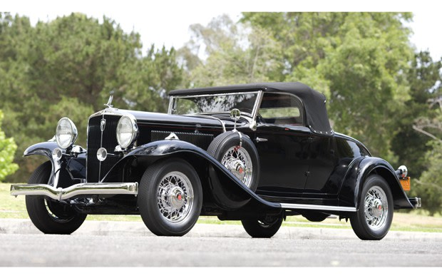 1932 Studebaker President Four Seasons Roadster