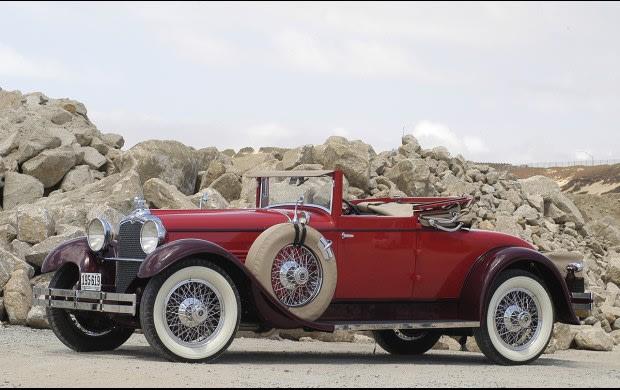 1932 Stutz DV-32 Cabriolet