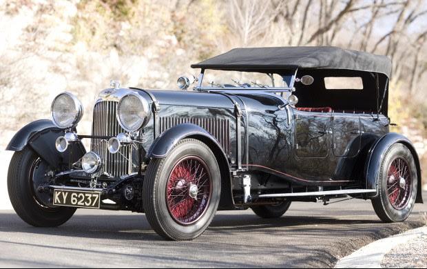 1933 Lagonda Three-Litre Tourer