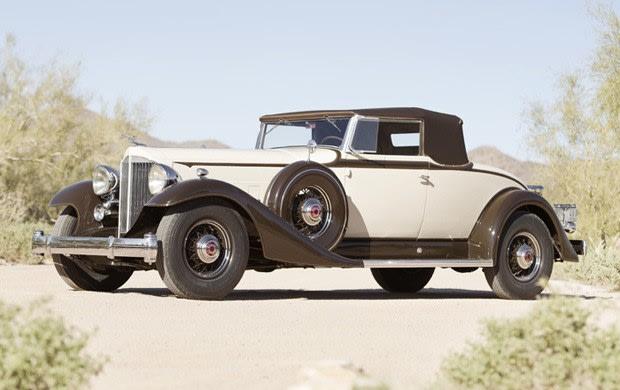 1933 Packard Twelve 1005 Coupe Roadster (1)