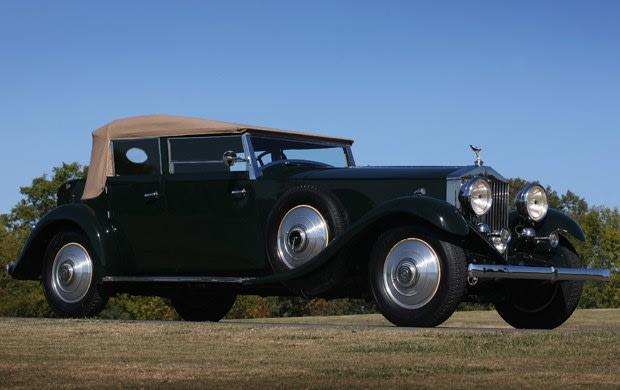 1933 Rolls-Royce Phantom II Open Tourer