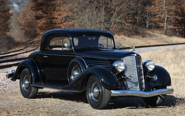 1934 Buick 56S Sport Coupe