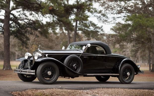 1934 Rolls-Royce Phantom II Henley Coupe