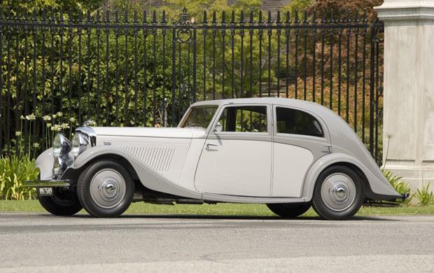 1935 Bentley 3 1/2 Litre