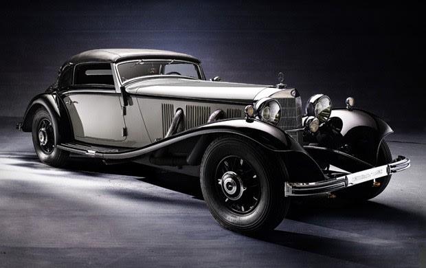 1935 Mercedes-Benz 500 K Cabriolet A