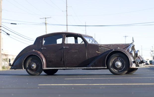 1935 Voisin C25 Clairiere Berline