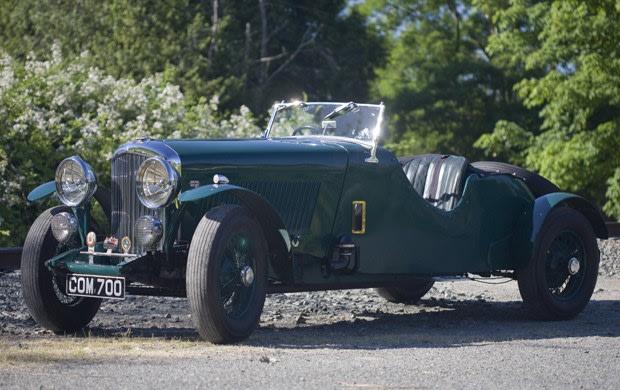 1936 Bentley 4 1/4 Litre Roadster