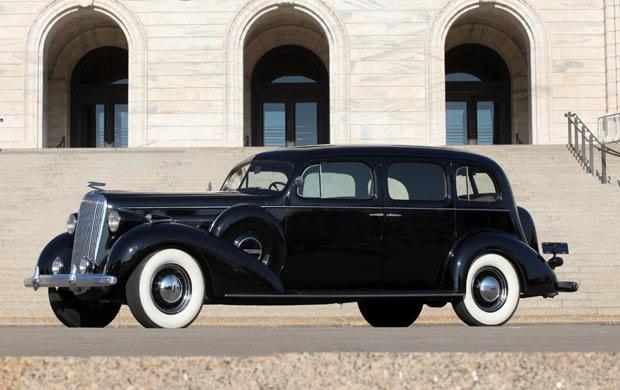 1936 Buick Series 90L Limited Limousine