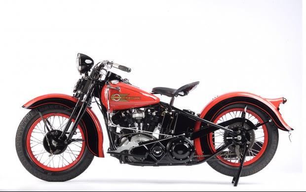 1936 Harley-Davidson E Knucklehead-2