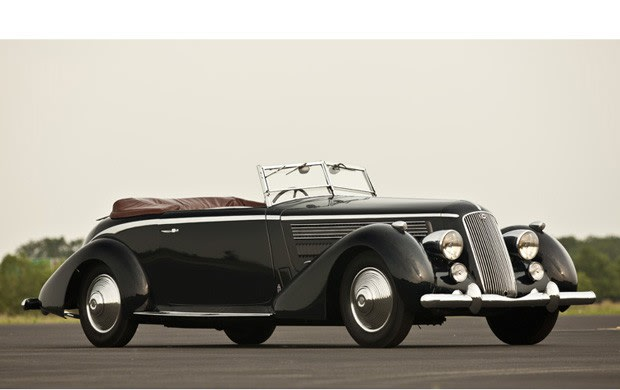 1936 Lancia Astura Cabriolet