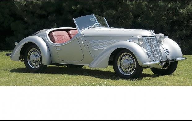 1936 Wanderer W25 Roadster