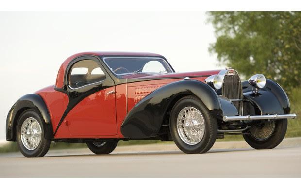 1937 Bugatti Type 57C Atalante Coupe