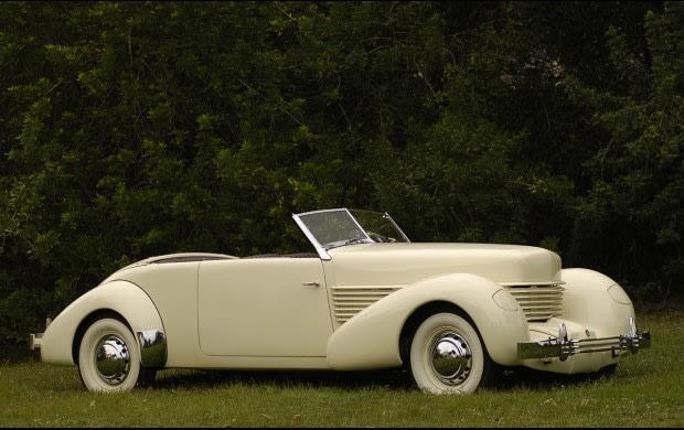 1937 Cord 812 Phaeton-2